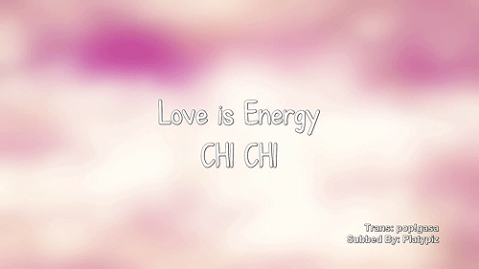 chi-chi--love-is-energy